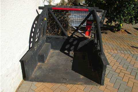 ROLL BAR MINING AND SAFETY