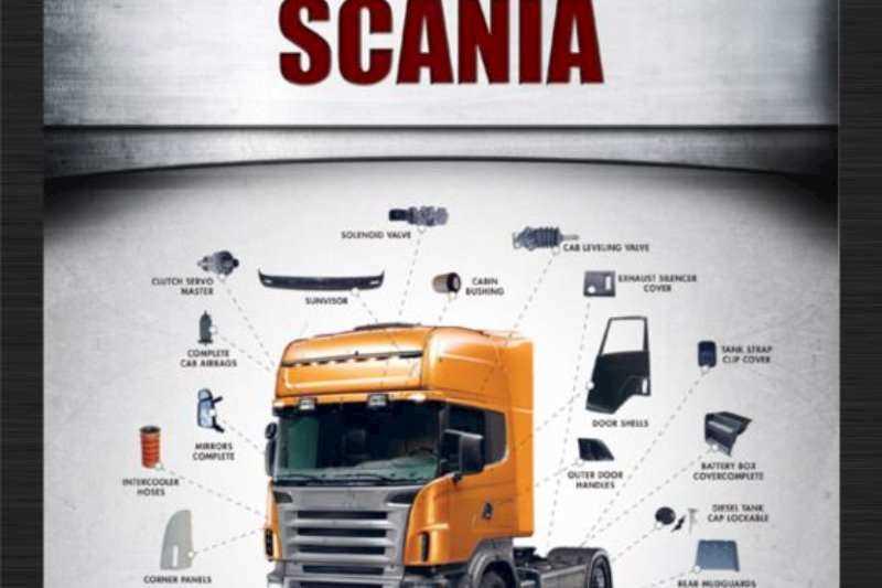 Scania 4 Series / 5 Series / 6 Series