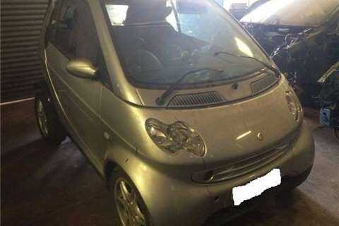 Smart Car Stripping For Spares