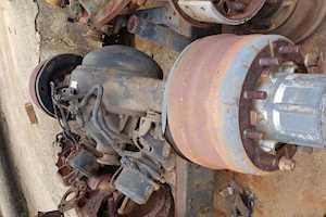Tata 1518 DiffR22000