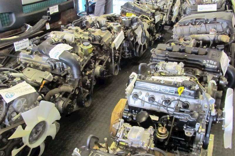 Taxi Gearbox's, Sub Assembly's, Blocks And More - New & Used Replacement Parts