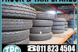 TAXITAXI TYRES For Sale At TPC - New & Used- Large Selection