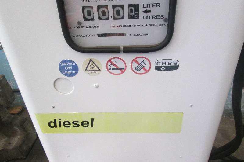 Tokheim Diesel Pump 93XAHD