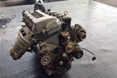 Toyota 1ZZ 1800cc Engine