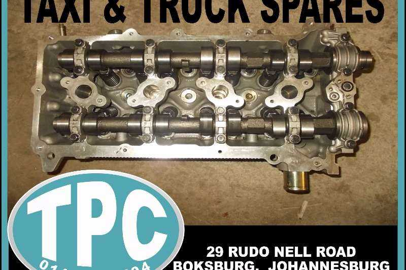 TOYOTA 3Y And 4Y CYLINDER HEAD Complete- For Sale At TPC - Replacement Parts And More