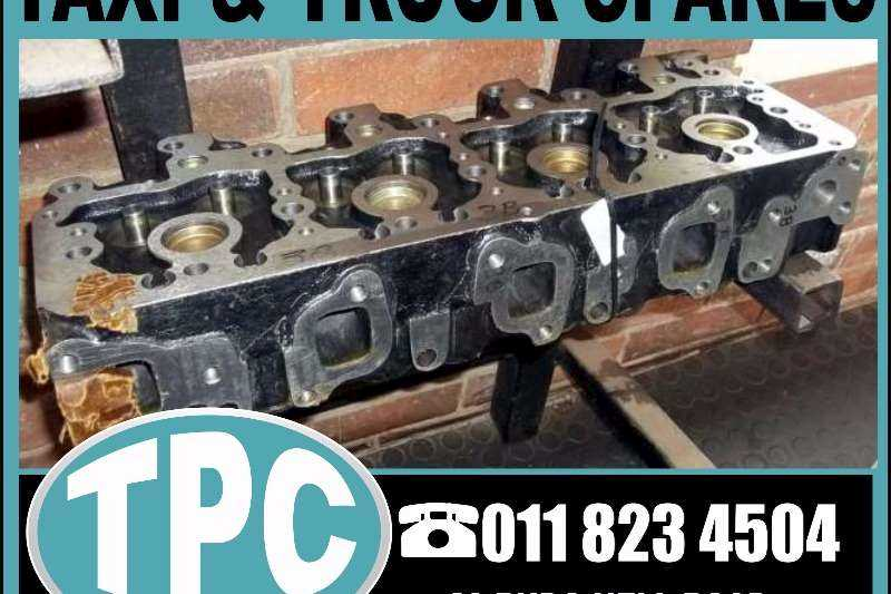 TOYOTA DYNA 3B CYLINDER HEAD - New Type Replacement Part Available At TPC