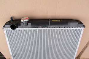 TOYOTADYNA 4093 - NEW RADIATOR