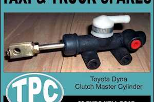 TOYOTADYNA Clutch Master Cylinder - New Replacement Parts For Sale At TPC