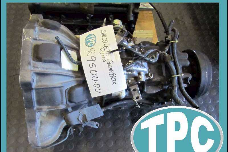 TOYOTA Dyna M150 Chocolate Gearbox - Used Replacement Parts At TPC