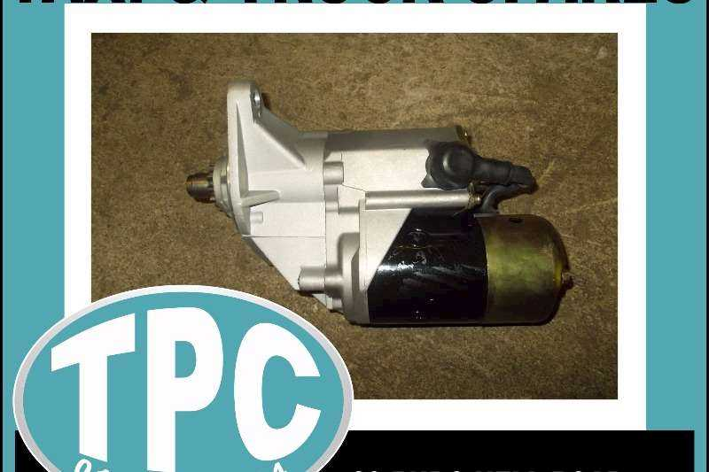 TOYOTA DYNA W04D 24V STARTER Motor - New Replacement Parts For Sale