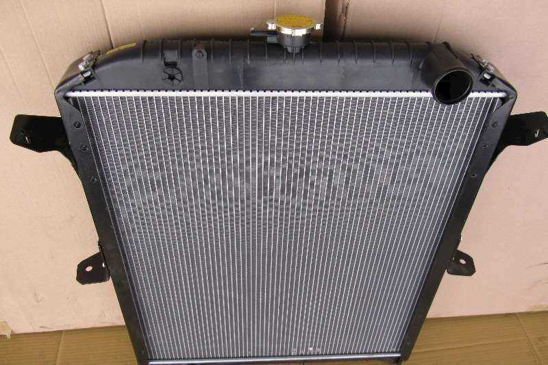TOYOTA HINO 500/10 new RADIATOR - replacement parts available