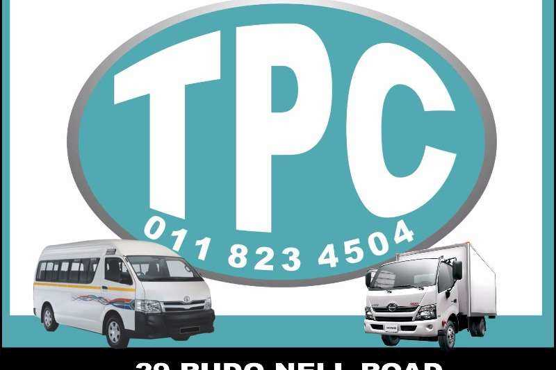 TOYOTA HINO MCR Front Panel : '85-2000 - New Replacement Parts For Sale At TPC
