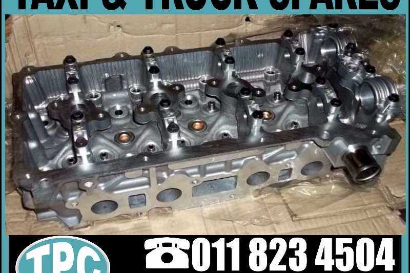 TOYOTA QUANTUM 2TR 2.7 Bare CYLINDER HEAD-New Replacement Parts At TPC