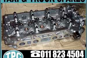 TOYOTAQUANTUM 2TR 2.7 Bare CYLINDER HEAD-New Replacement Parts At TPC