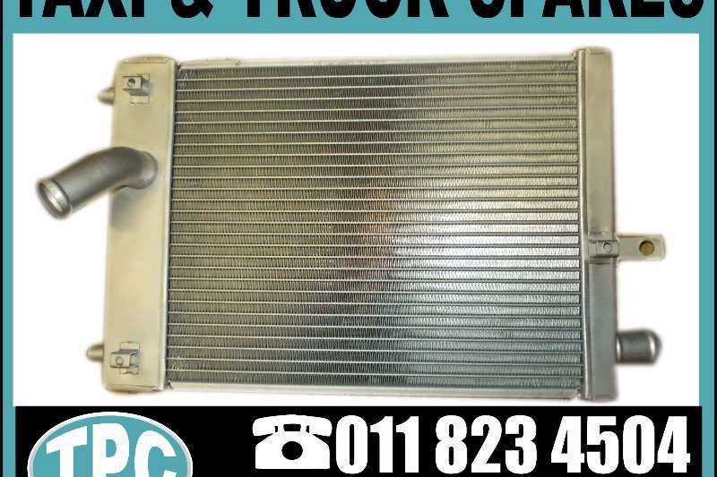 TOYOTA QUANTUM Diesel Auxiliary RADIATOR - Replacement Parts Available At TPC