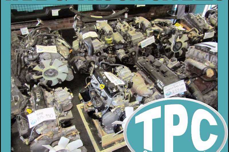 Used ENGINES In Excellent Condition :Quantum,Sasuka,Impendula NV350,Crafter, 3Y,4Y