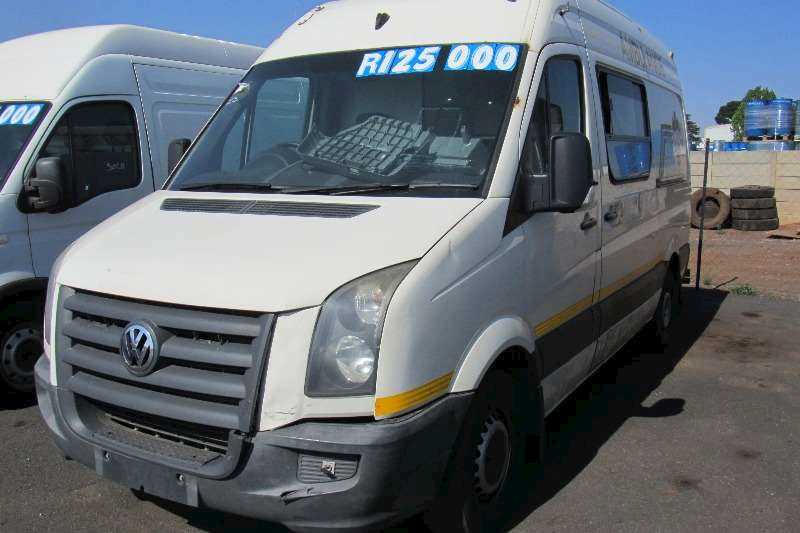 VOLKSWAGEN CRAFTER - Runners, Rebuilds & stripping for Replacement SPARES at TPC