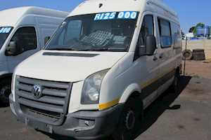 VOLKSWAGENCRAFTER - Runners, Rebuilds & Stripping For Replacement SPARES At TPC