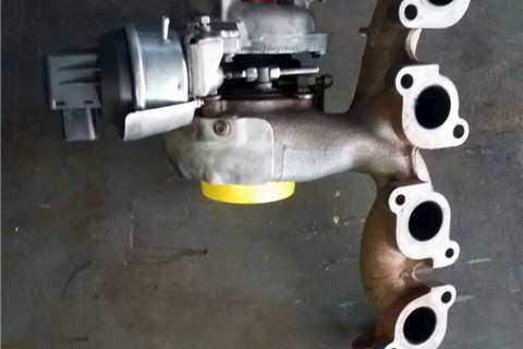 Volkswagen Tiguan Turbo