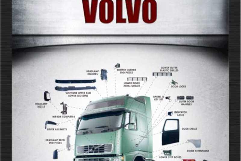 Volvo FM / FH / FMX