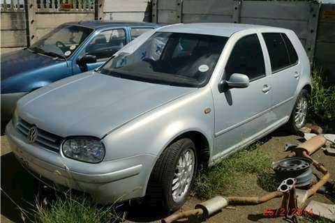 VW Golf 4 GTI 2002