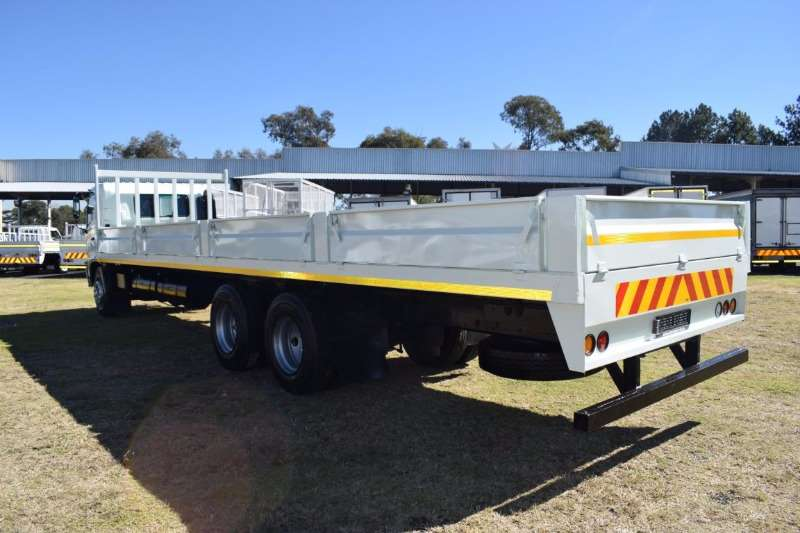 500 15-257 DROP-SIDE Advertise trailer