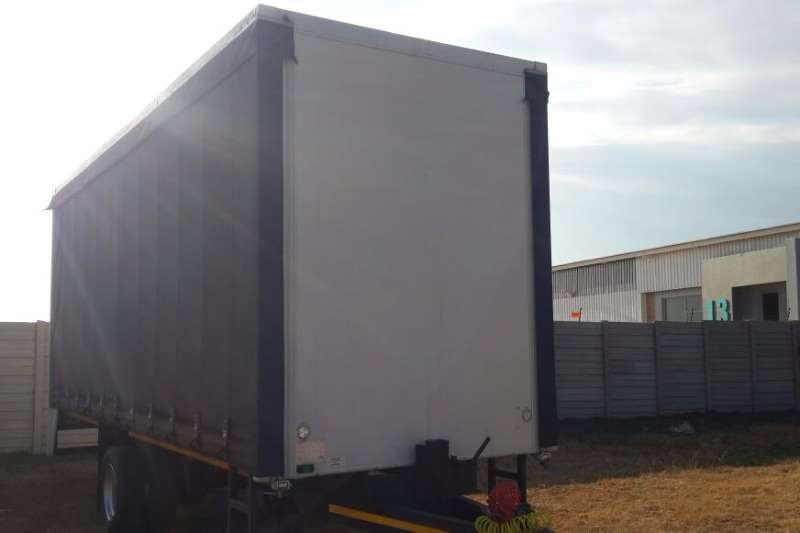 FTR 850 Advertise trailer