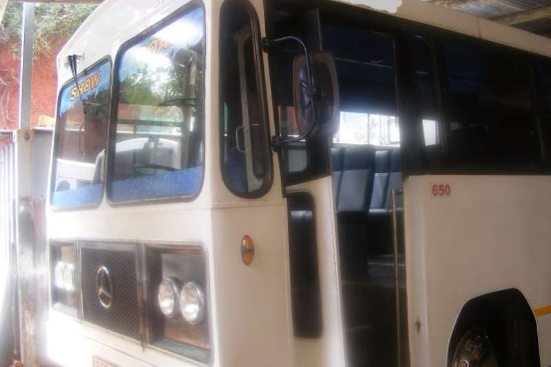 Buses Busaf 60 Seater 1994 Mercedes Benz OF 1317 with a BusafSheerline   1994