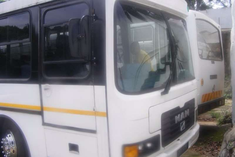 Buses Busaf 65 Seater 1998 ADD Trailblazer with a Busaf( refurbished )   1998