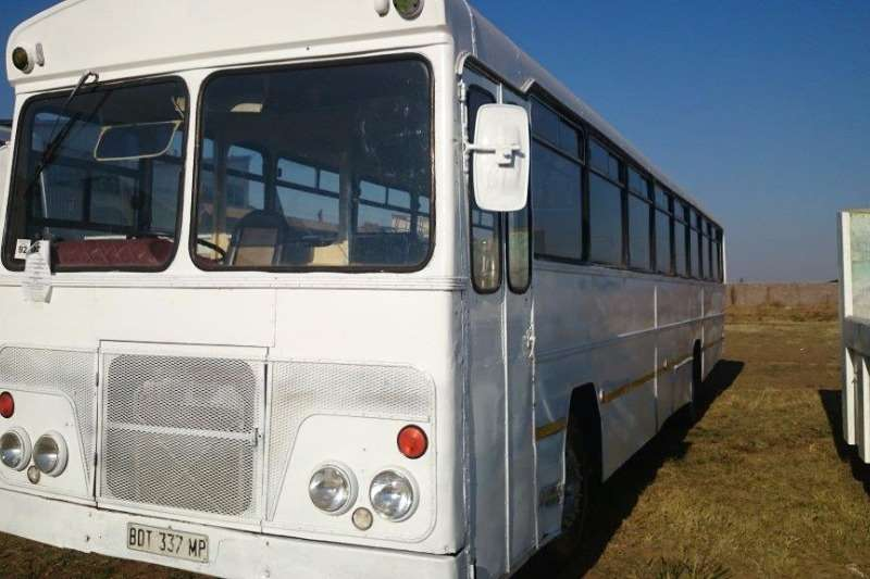 Buses Ford 65 Seater Single Decker 1984
