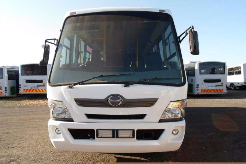Hino 26 seater 25 Seater Commuter Bus   AUTO Buses