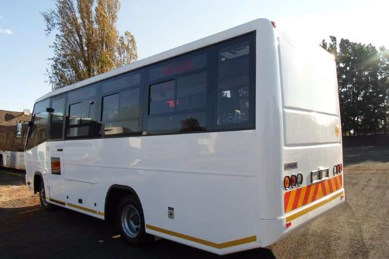 Hino 26 seater HINO 25-Seater Commuter Bus  - AUTOMATIC Buses
