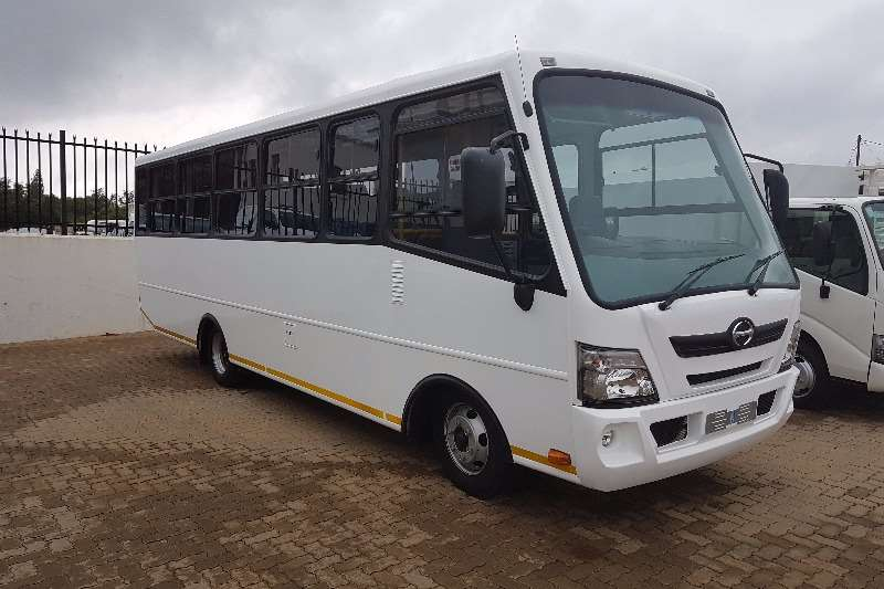 Buses Hino 32 Seater HINO 35-Seater Commuter Bus 2018