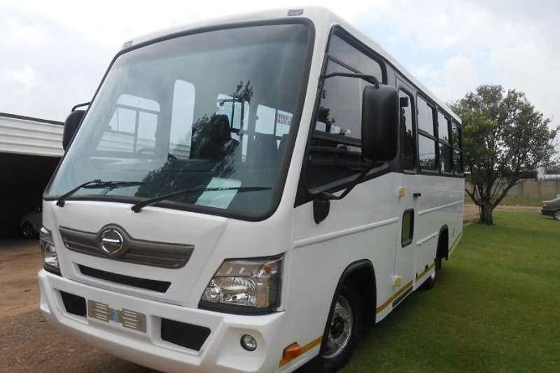 Hino 32 seater Hino commuter bus Buses