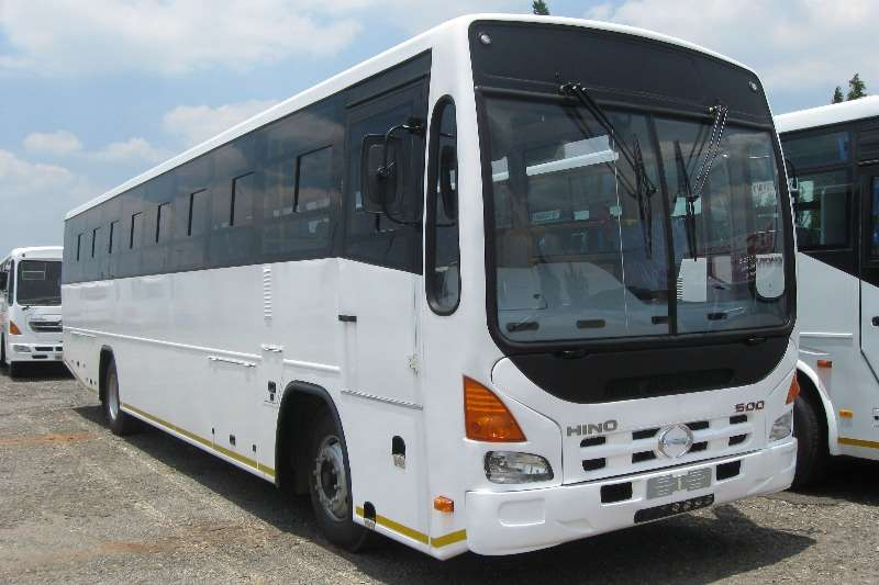 Hino 65 seater 2 available 1626 Buses