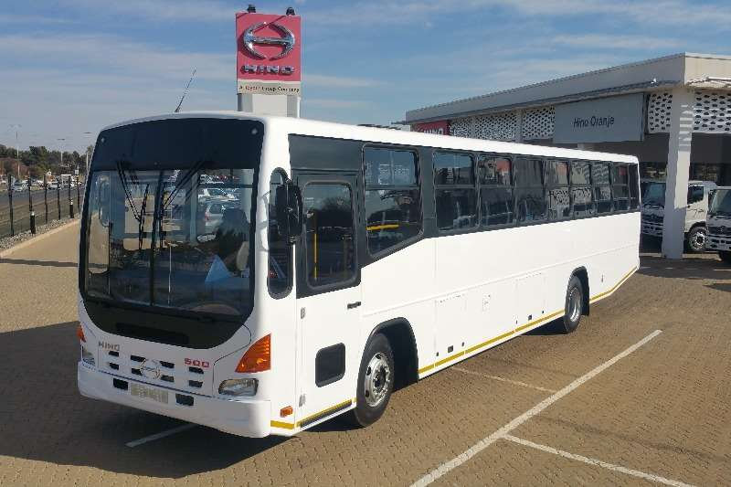 Buses Hino 65 Seater HINO 65-Seater Commuter Bus 2017