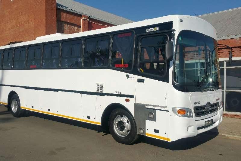 Hino 65 seater Predator Bus Buses