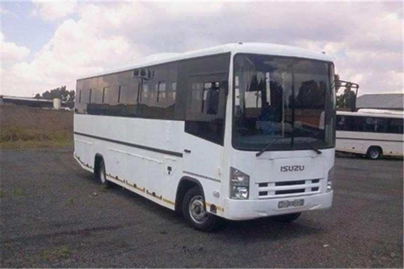 Isuzu 40 seater FRR 550 LWB Buses
