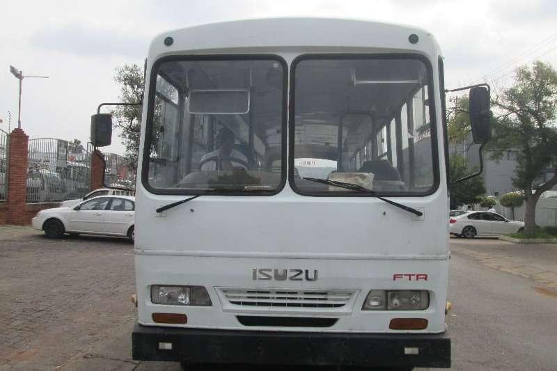 Isuzu 40 seater FTR800 Buses