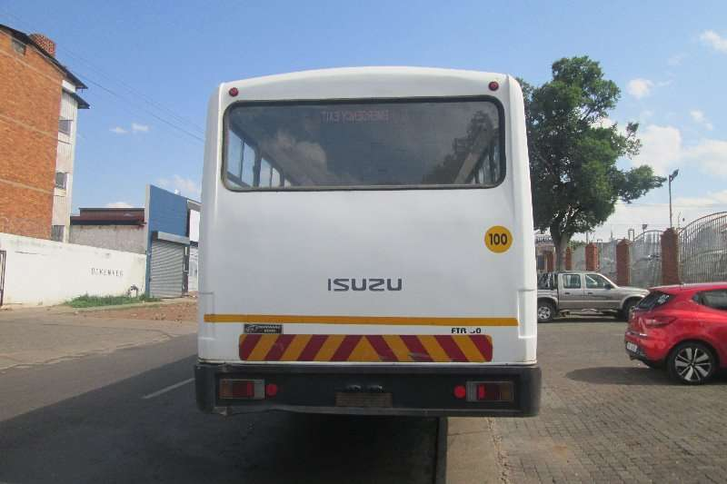 Isuzu 60 seater FTR800 Buses