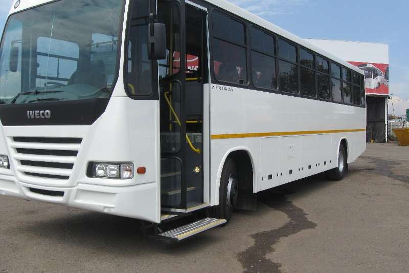 Iveco 65 seater 18 28 Afriway Body 3 available Buses
