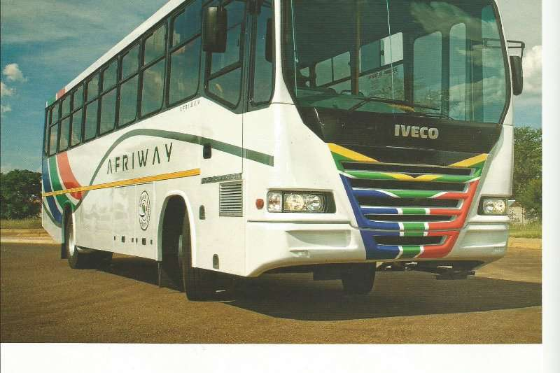 Buses Iveco 65 Seater Afriway 65seater 2017