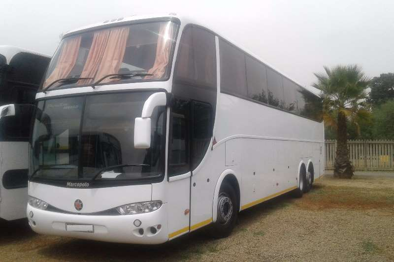 MAN 22 seater MAN 24 352 Lux Bus Marcopolo Buses