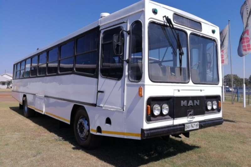 Buses MAN 65 Seater 16.201 1994