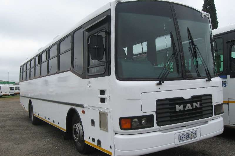 MAN 65 seater 18.352 Explorer Buses