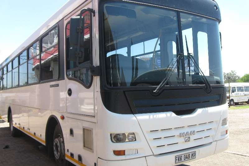 Buses MAN 65 Seater HB1 18240 2016