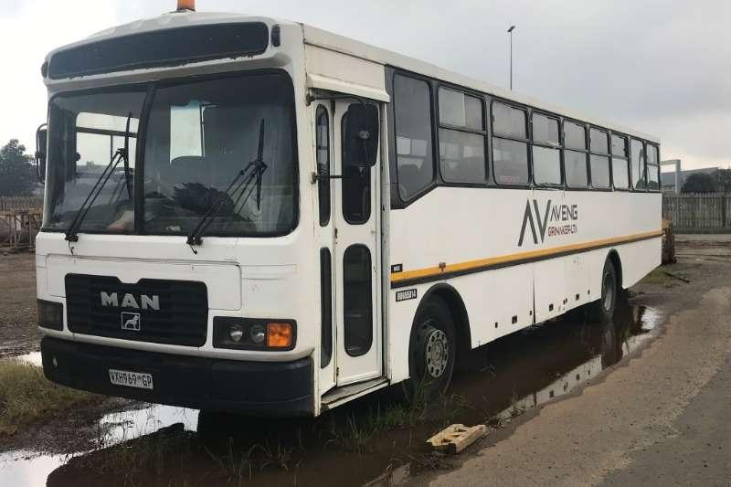 Buses MAN 65 Seater MAN 18.323 65 Seater Bus 2001