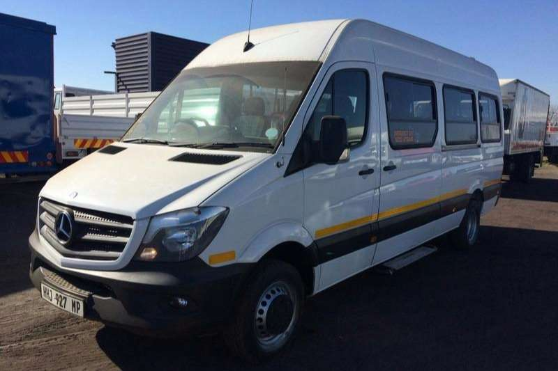 Buses Mercedes Benz 22 Seater 515 CDI PERSONNEL SPRINTER 2014