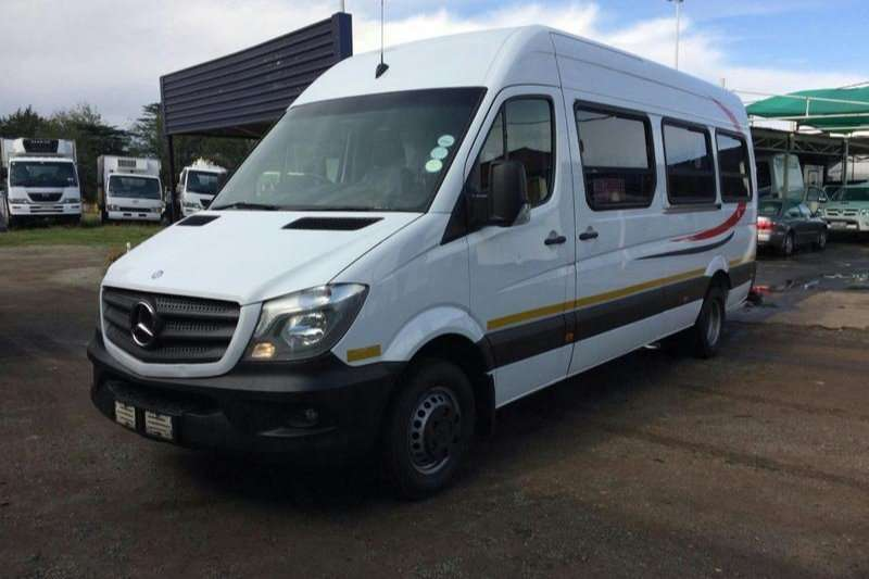 Mercedes Benz 22 seater 515CDI SPRINTER 23 Seater Buses