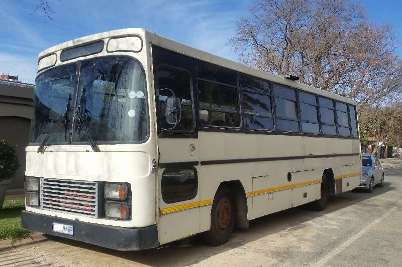Buses Mercedes Benz 22 Seater Mercedes Benz O 11 13 Bus 1987